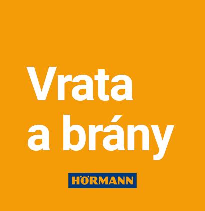 Autorizovaný prodejce vrat a bran Hörmann